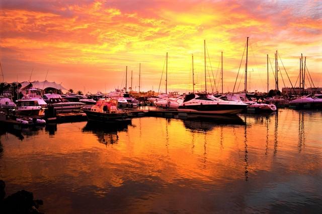 Vilamoura Marina Boats