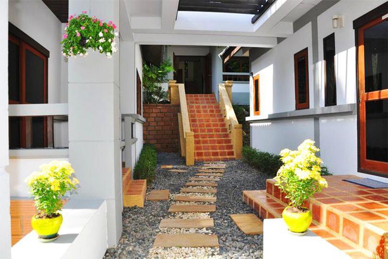Miss Orange,ChawengBeach Cheap Villas Thailand