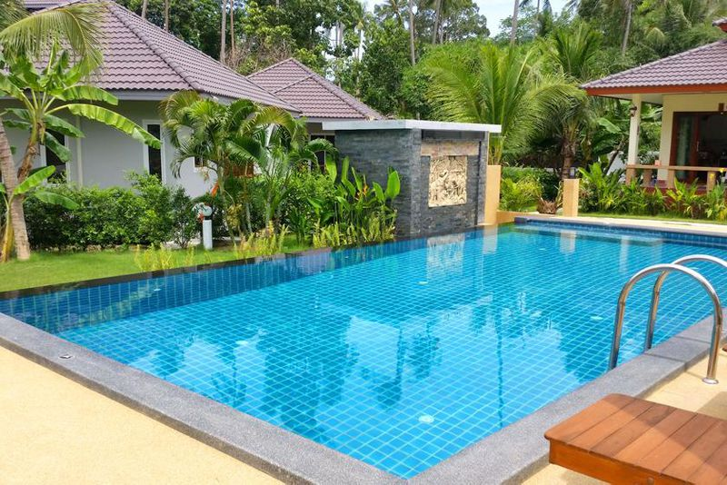 Modern House,Maenam Thailand