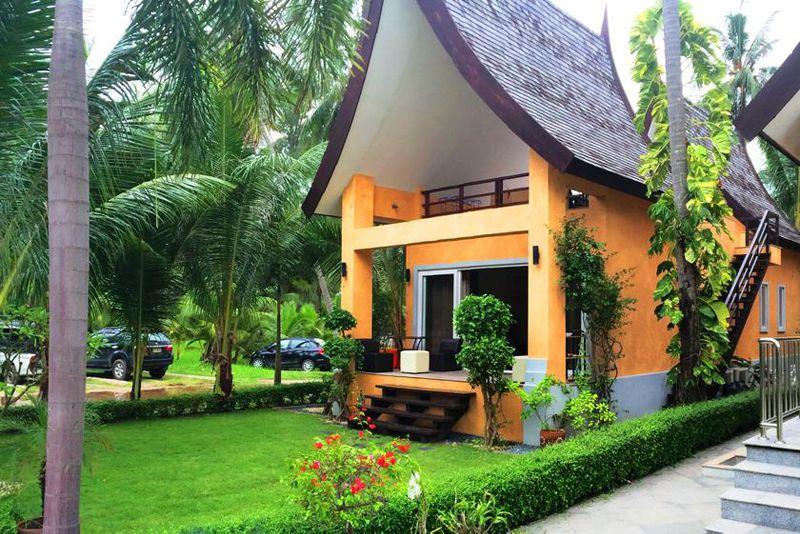 unique architecture thailand villa