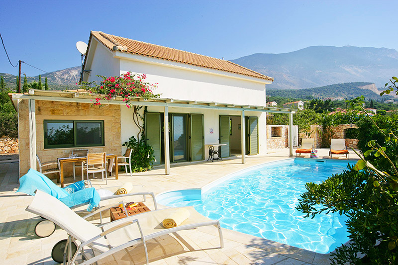 Villas in Kefalonia, Greece