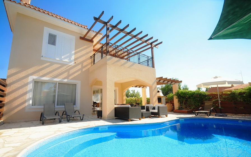 Villa in Coral Bay, Paphos, Cyprus