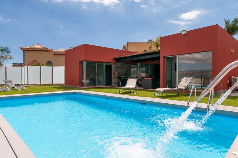 Villas in Spain, Gran Canaria