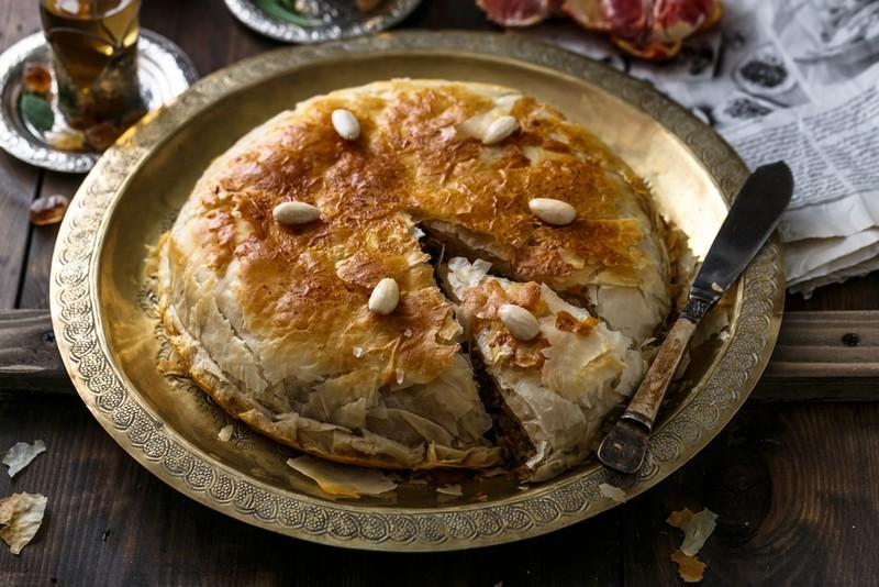 Pastilla Pie
