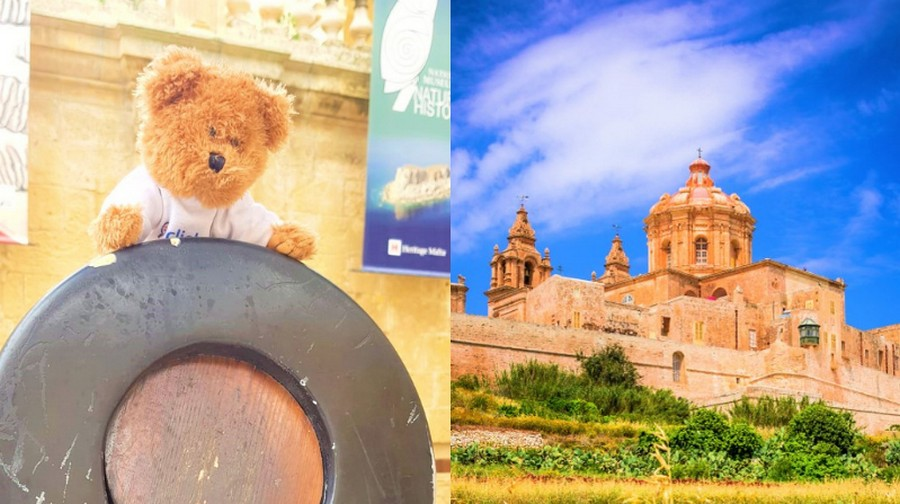 Scenic views in Malta