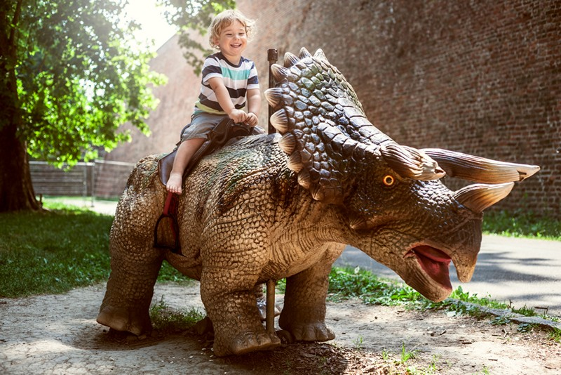 Dino Parque in Lourinhã, Portugal