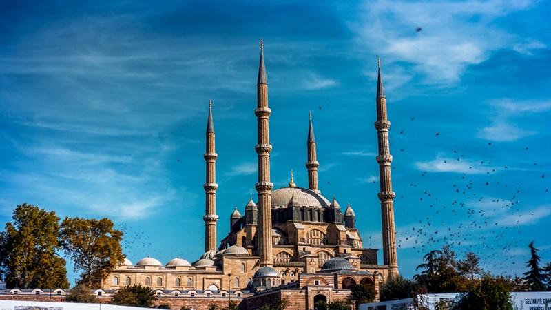 Edirne mosque