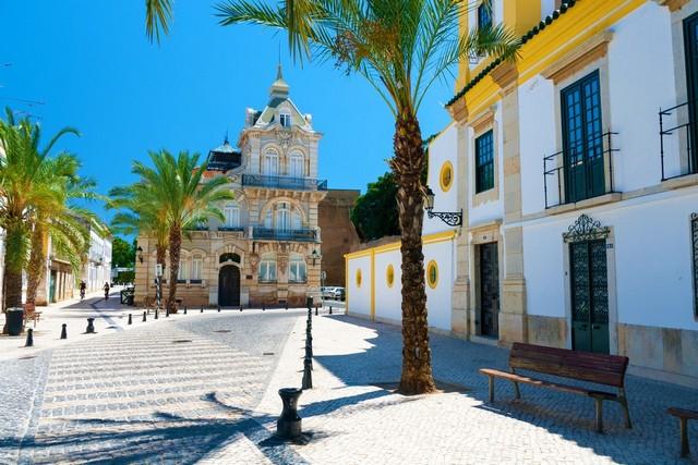 Faro Square