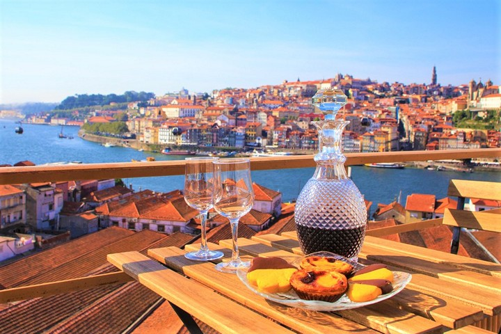 Portugal food and wine