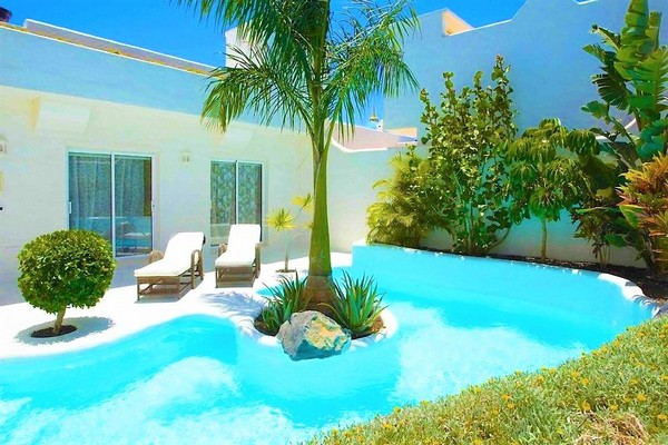 Villa with private pool in Fuerteventura