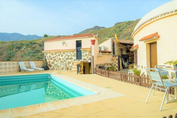 Villa with private pool in Gran Canaria