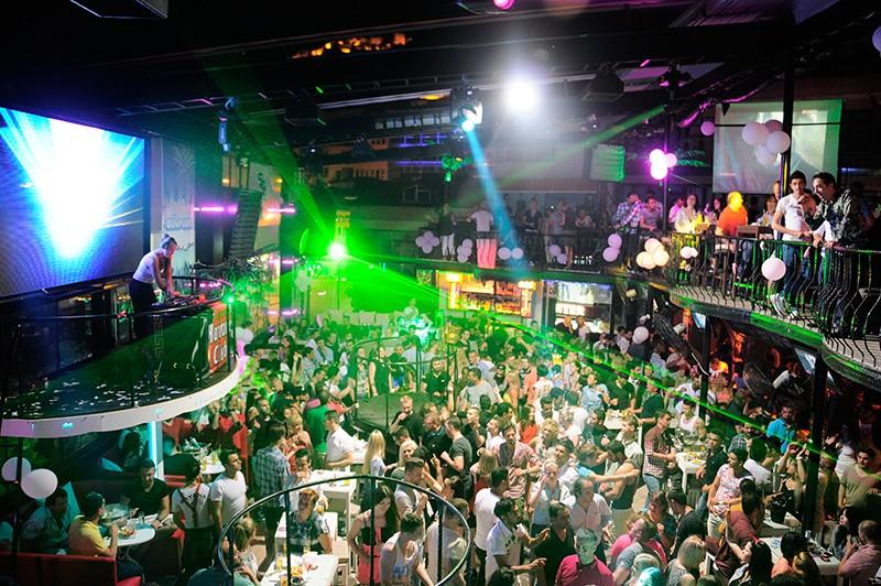 The Havana club dancefloor antalya