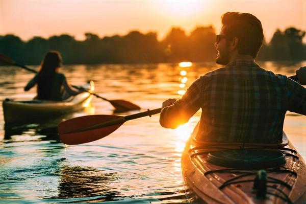 Kayaking in Andalucía