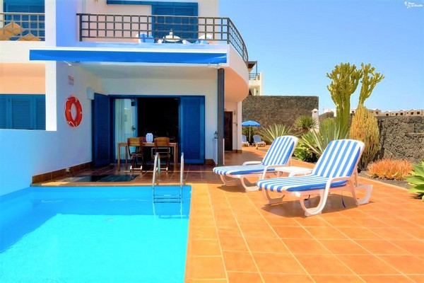 Villa in the Canary Islands