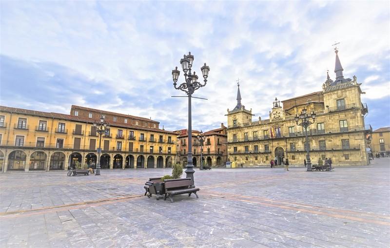 Plaza Mayor Spain