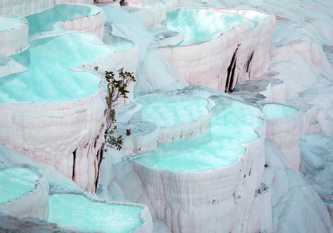 Pamukkale Thermal Pools, Pamukkale
