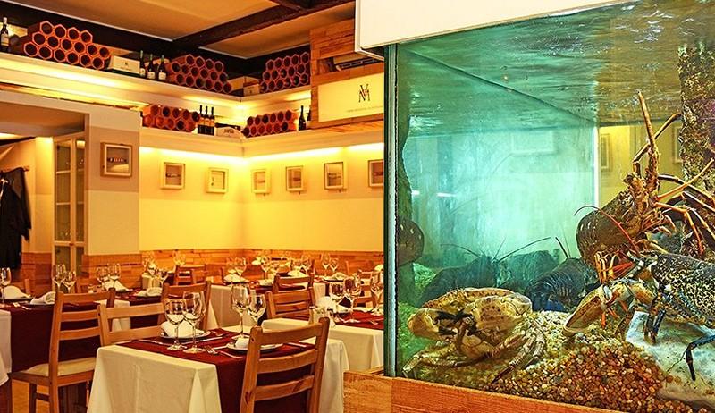 seafood restaurant in Lisbon
