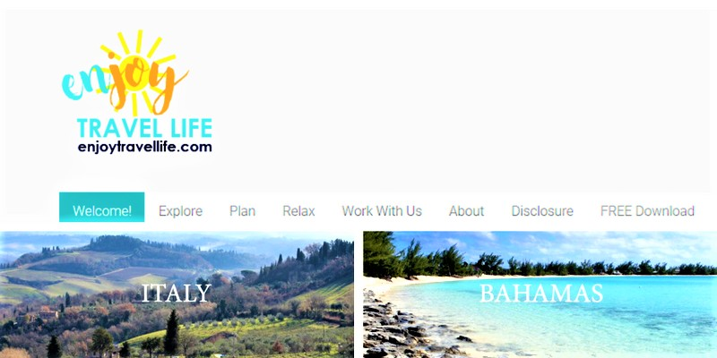 enjoy travel header image