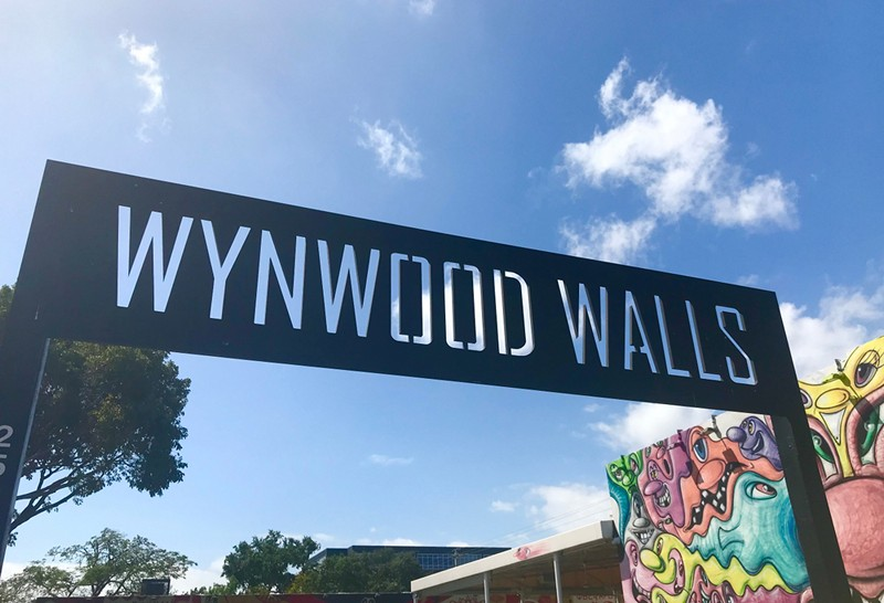 Wynwood Walls Florida