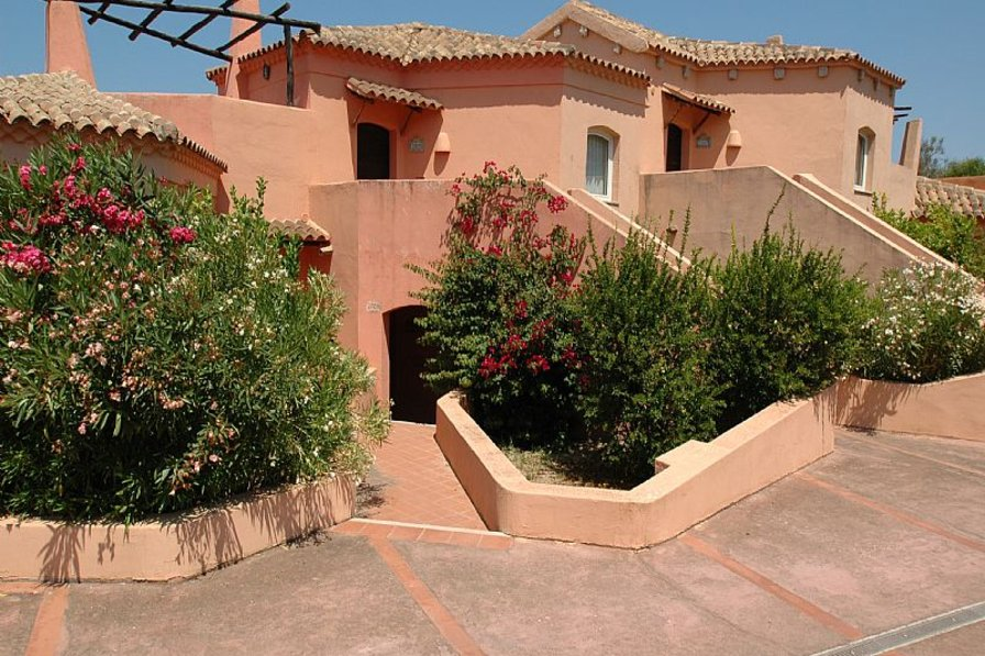 Sardinia, two-bedroom property, near beach, great sea views and naturally beautiful