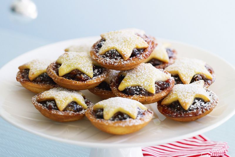 Mince pies Christmas
