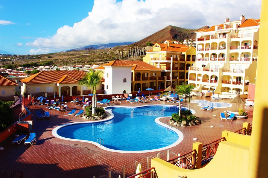 Apartment in Tenerife with lots of 5-star reviews