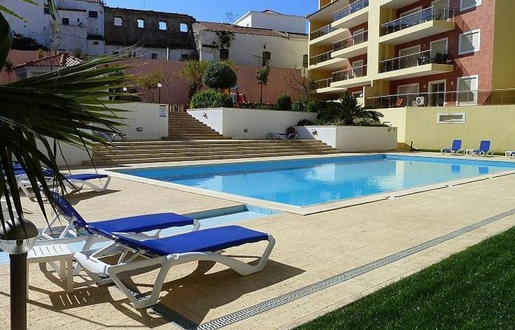 Shared pool in Lagos, Algarve