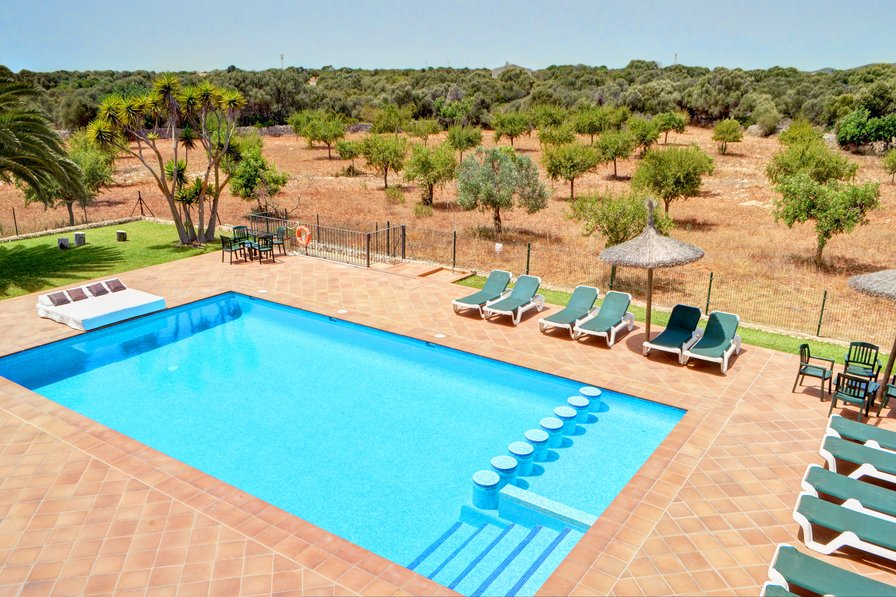 Villa near Cala D'Or, Majorca, with private pool