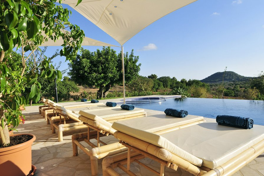 Villa in Felantix, Majorca, with private pool