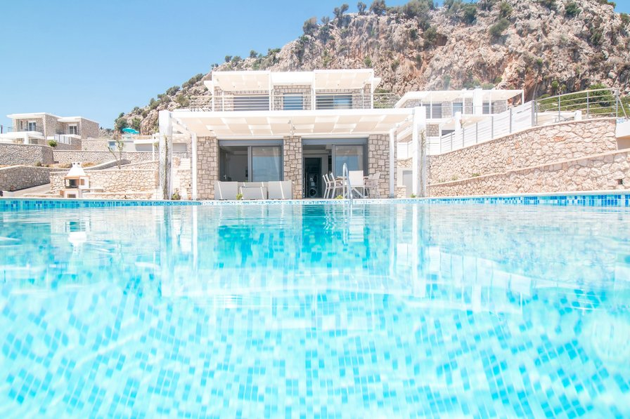 Clickstay villa in Rhodes, Greece