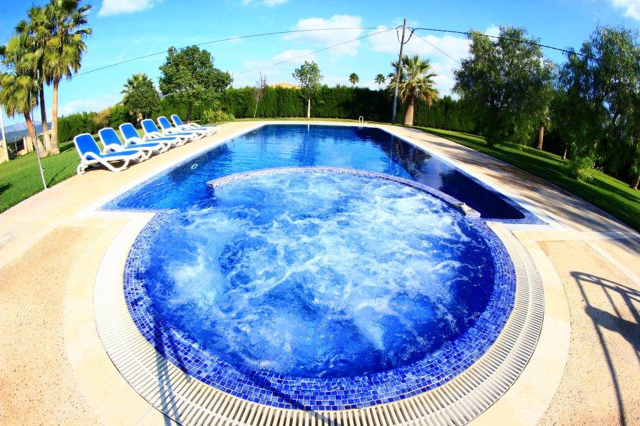 Villa in Sa Pobla, Majorca, with private pool