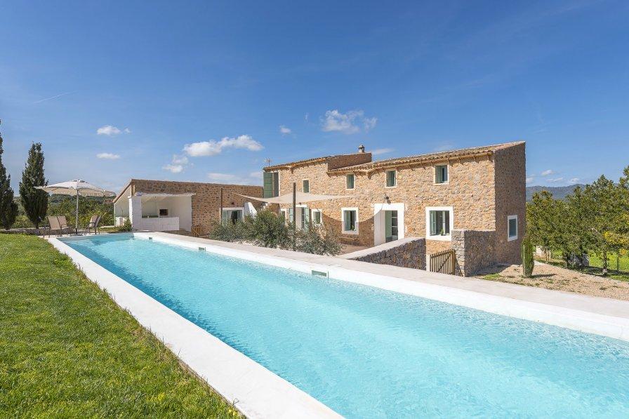 Villa in Manacor, Majorca, with private pool