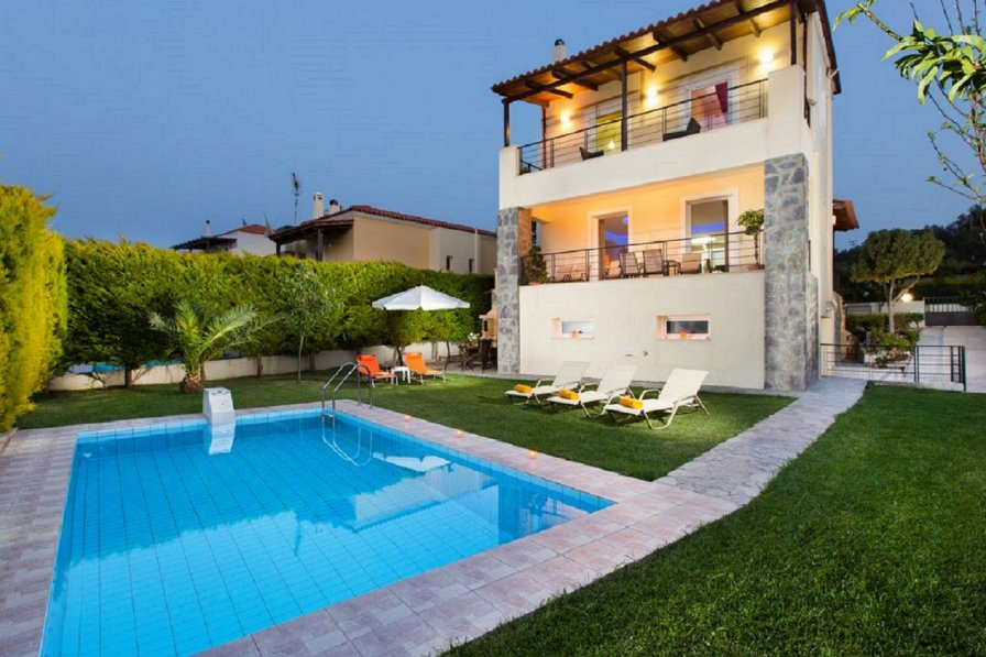 Clickstay Villa in Crete, Greece