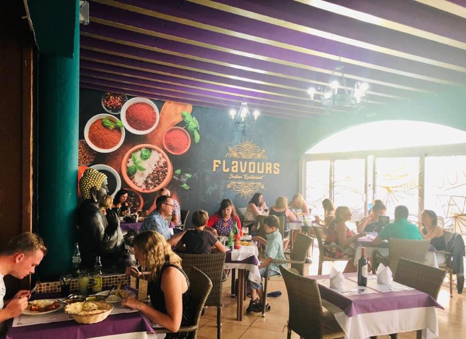 Flavours in Playa Blanca