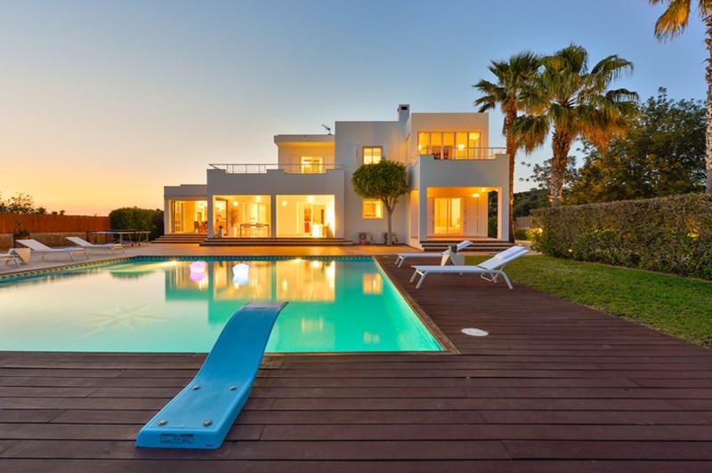 Villas Flux, Ibiza