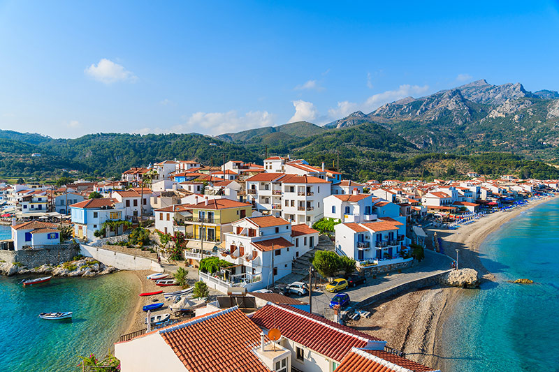 Samos, North Aegean Islands
