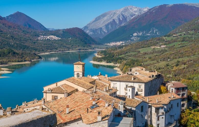 Abruzzo in Italy