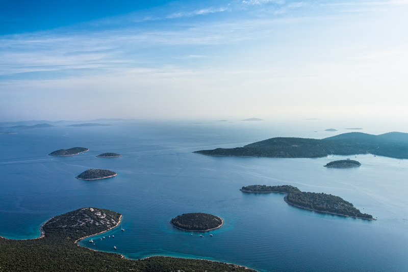 The islands of Croatia