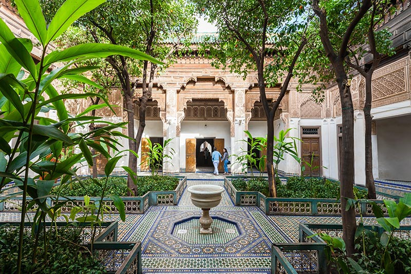 Bahia-Palace-in-Marrakech
