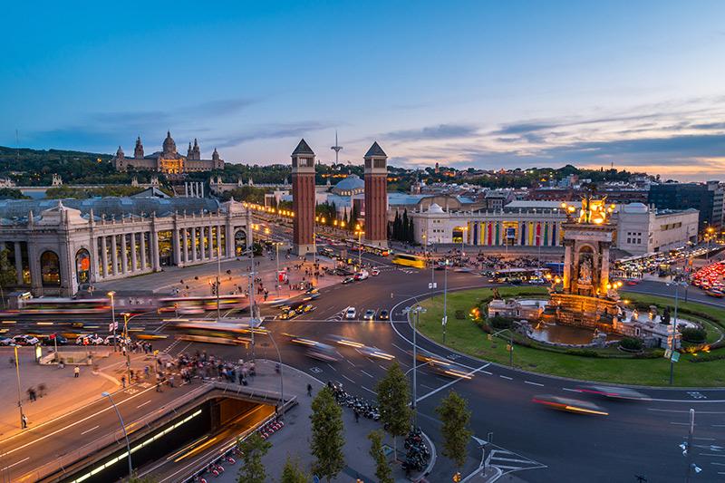 Best city break in Barcelona
