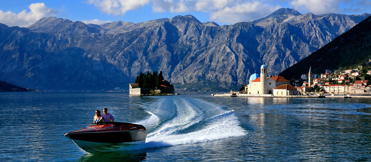 UNESCO World Heritage Site of Kotor, Montenegro