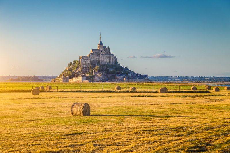 Le Mont Saint-Michel Normandy