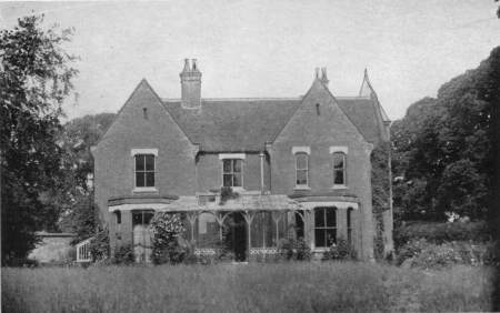 Borley Rectory in Essex