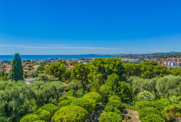 Cagnes-sur-Mer, South of France