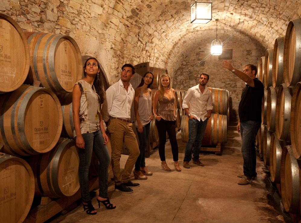 Catalonian wine and cava tours