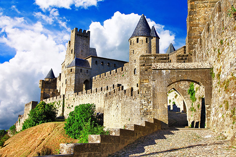 11 photos to inspire a family break to france travel for Castles to stay in france