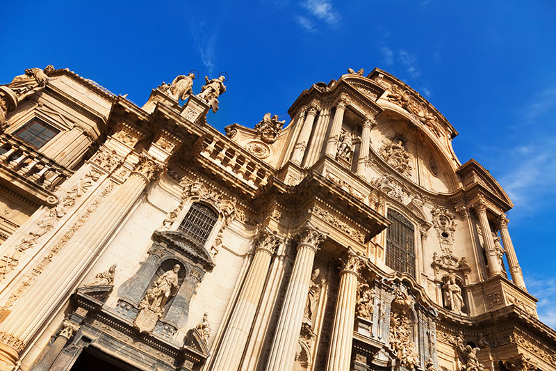 Cathedral of Saint Mary, Murcia Spain
