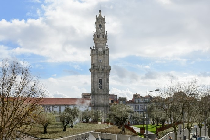 Clérigos Tower, Porto, Portugal
