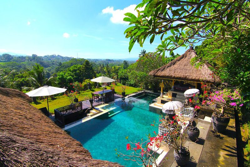 Clickstay villa in Bali to rent