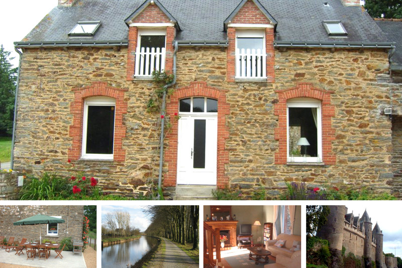 family-friendly Gite in Brittany